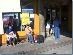 Busst. nach La Fortuna