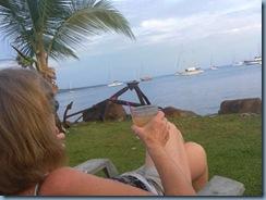 Sundowner im Calypso