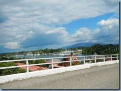 Von der Rio-Brücke
