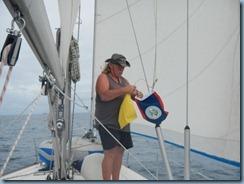 Flagenwechsel Belize