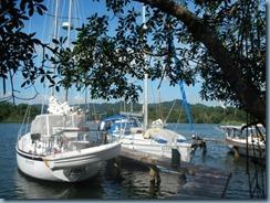 In der Laguna Marina