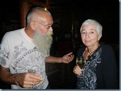 Scweitzer Urgestein mit Doris