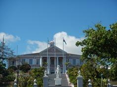Regierungssitz Bahamas