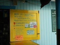 Preisliste Green Turtle Cay