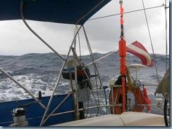 15a Wind, See, Regen, alles gegen an